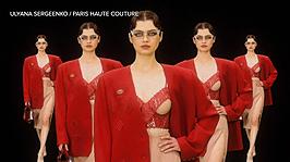 Ulyana Sergeenko / Paris Haute Couture SS21