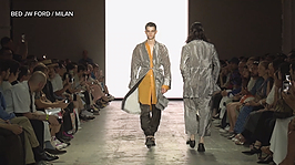 Bed J.W. Ford / Milan SS20